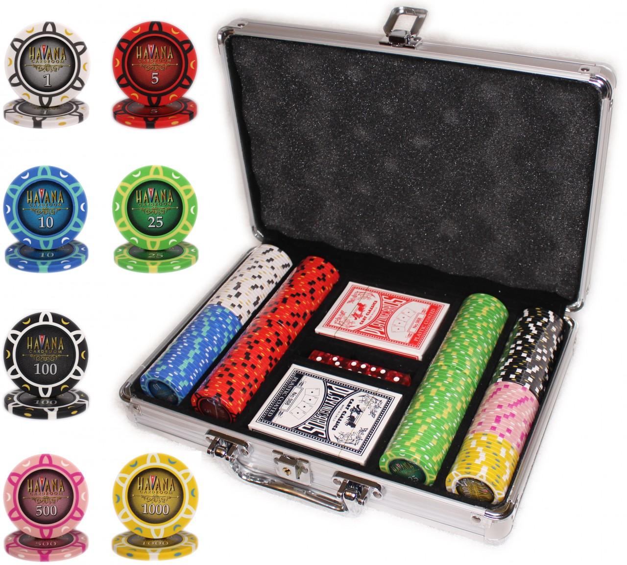 Покерный набор Havana 200