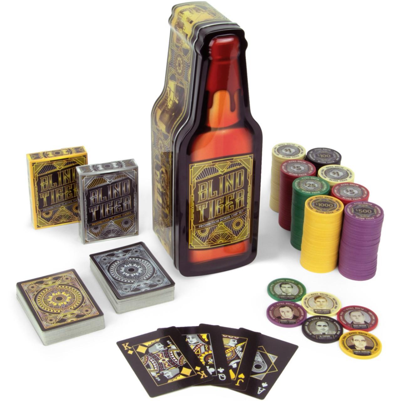 Покерный набор Mafia Style в оригинальный коробке