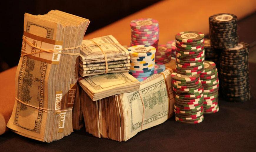 Бездепозитний покер 2017
