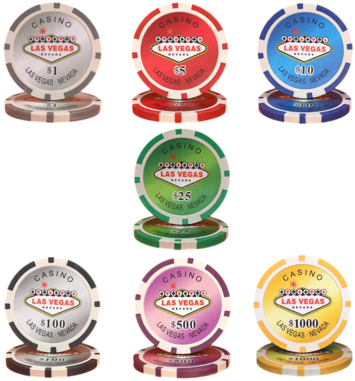 фото Вегас фишки казино лас