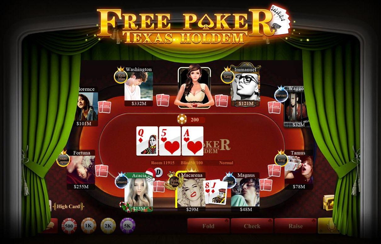 Как играть покер онлайн без регистрации бесплатно