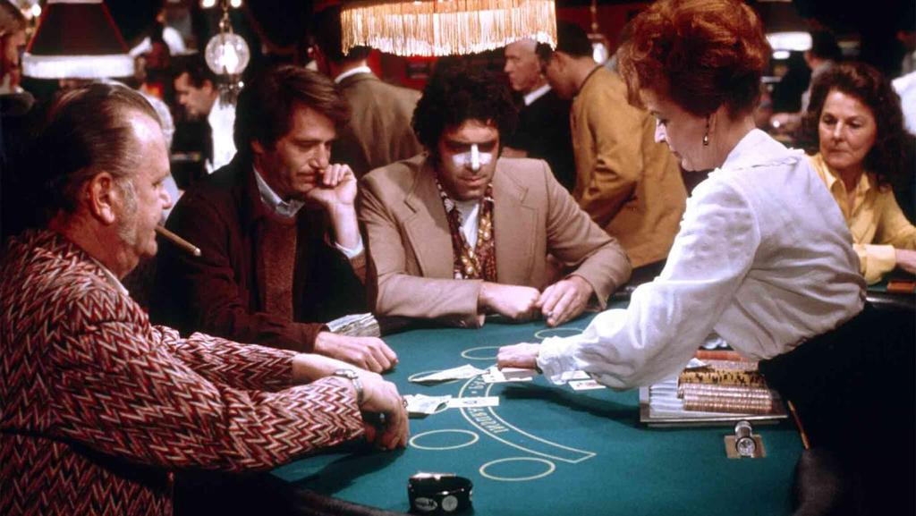 Калифорнийский покер фильм о покере