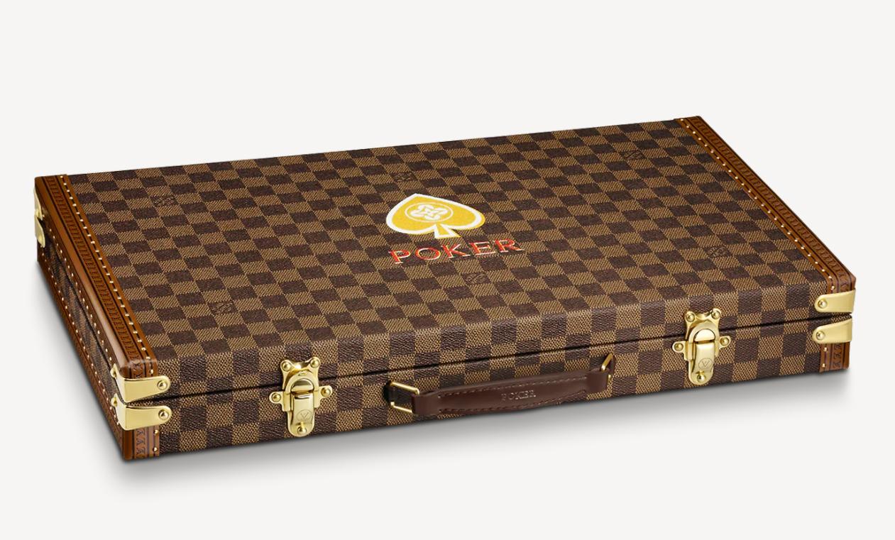 набора для игры в покер Louis Vuitton