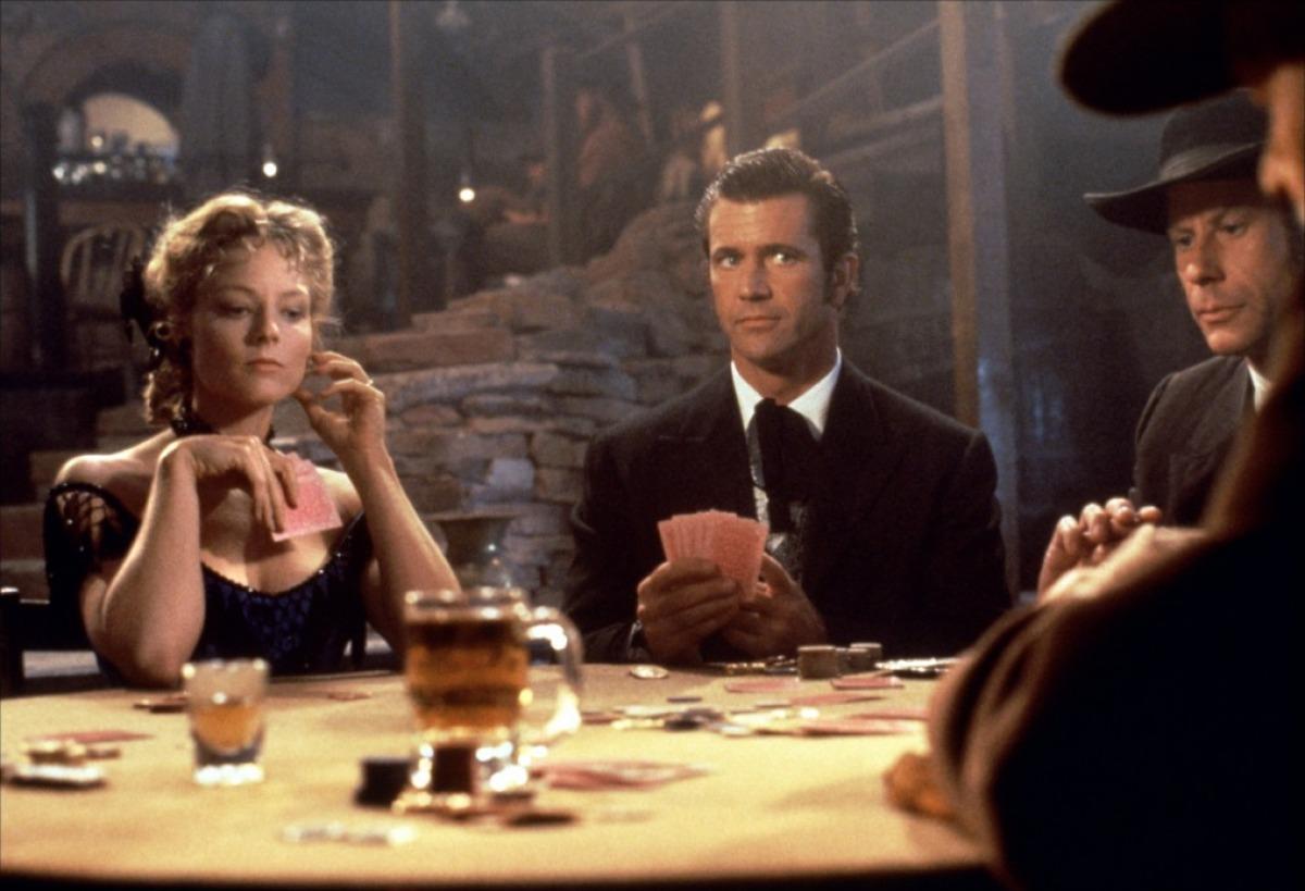 Мэверик фильм о покере