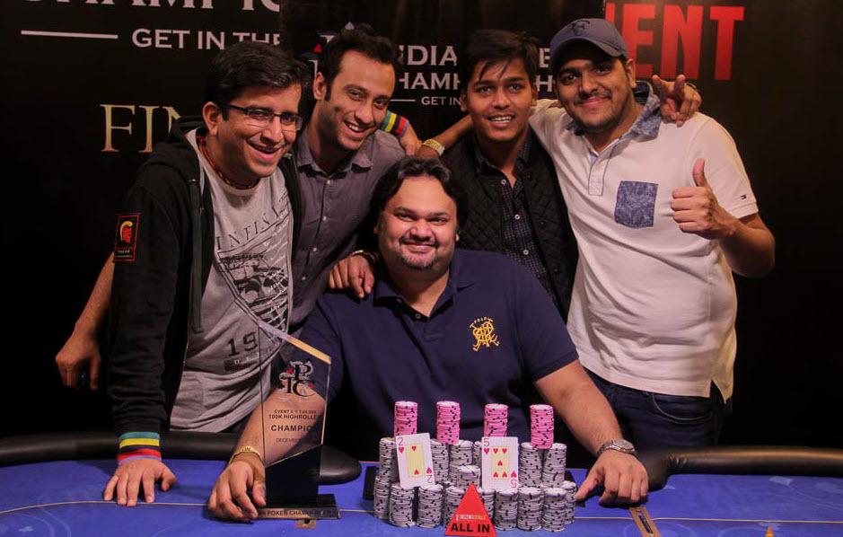 Покер в Індії
