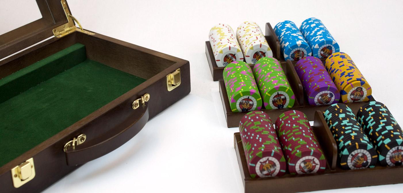 Набори для покеру на замовлення