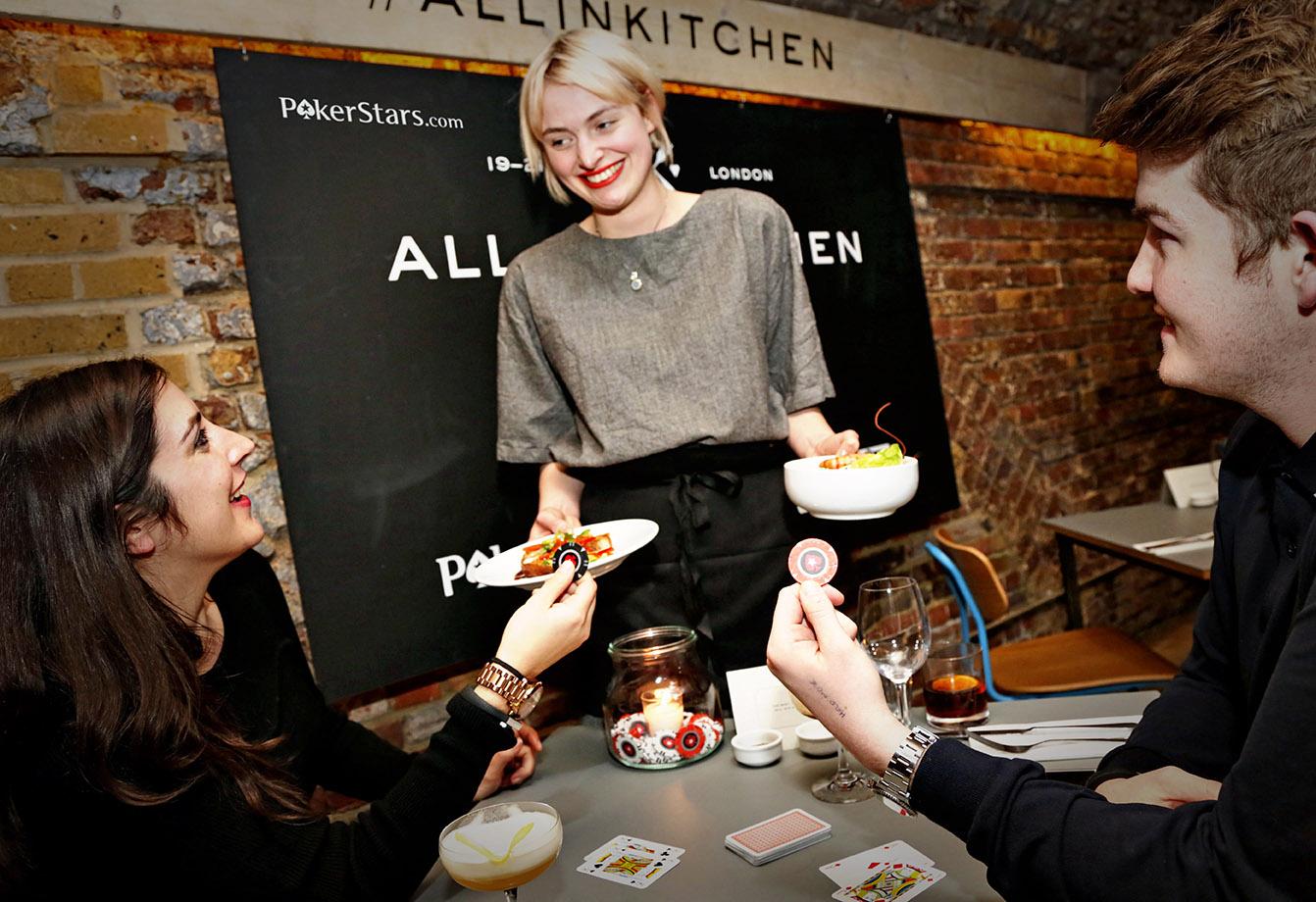 Покерный ресторан All-in Kitchen