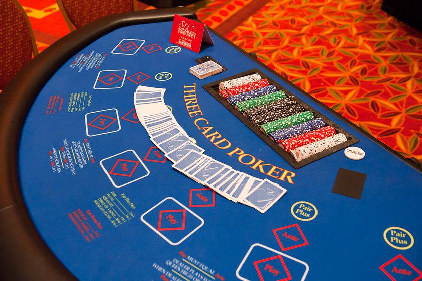 Трехкарточный покер как играть